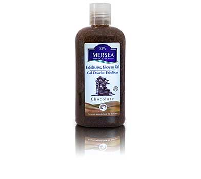 Exfoliating Shower Gel - Chocolate
