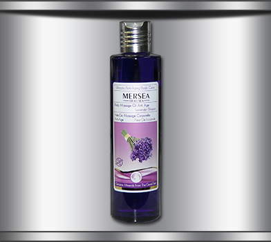 Aromatic Massage Oil - Lavender