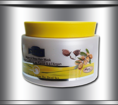Shea & Argan Oil Hair Mask